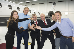 ASL & JetNetherlands take delivery of new Cessna Citation Sovereign+ and XLS+