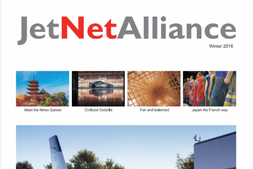 Winter edition of the JetNetAlliance inflight magazine is available