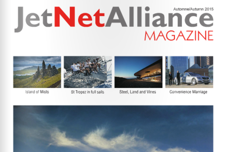 Autumn edition of the JetNetAlliance Magazine is out
