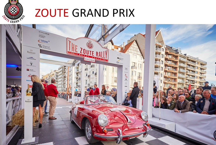 Zoute Grand Prix edition 2017 - See you there!